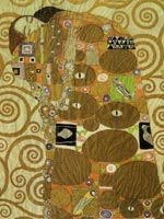 Gustav Klimt: The Fulfillment